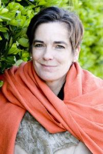 Rachel Brushfield orange scarf
